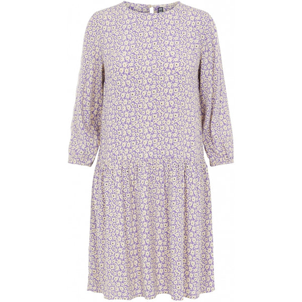 PIECES Pieces dame kjole PCLOUISA Dress Purple