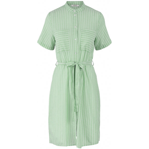 PIECES Pieces dame kjole PCMARLEE Dress Green