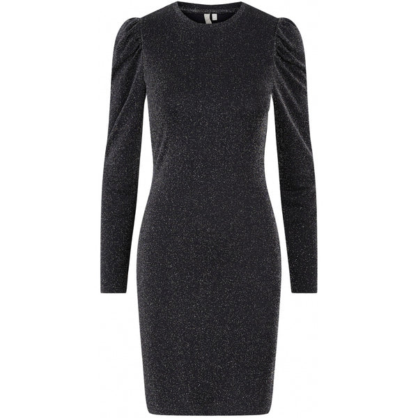 PIECES Pieces dame kjole PCSANNA Dress Black