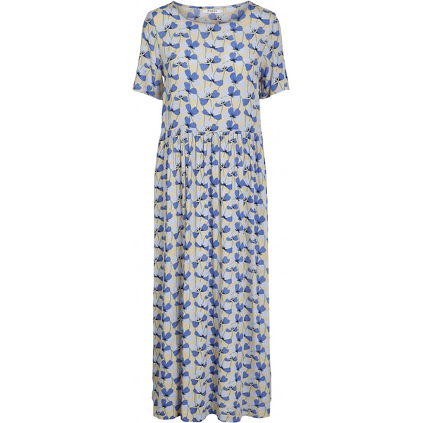 PIECES Pieces dame kjole PCVIVA Dress Blue