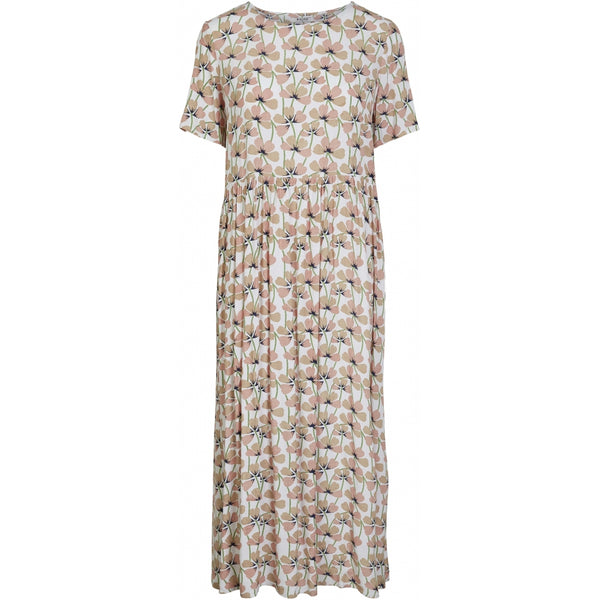 PIECES Pieces dame kjole PCVIVA Dress Rose