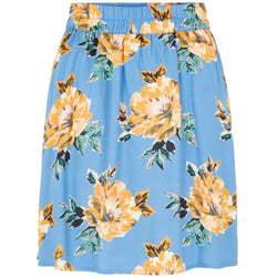 PIECES Pieces dame nederdel PCNYA Skirt Regatta