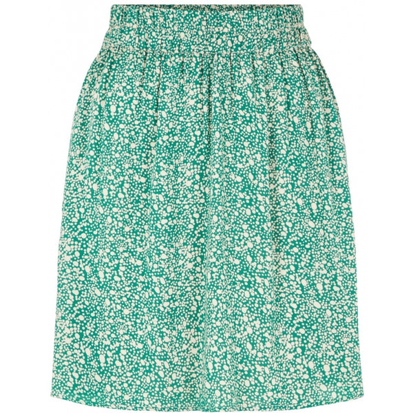 PIECES Pieces dame nederdel PCNYA Skirt Verdant green