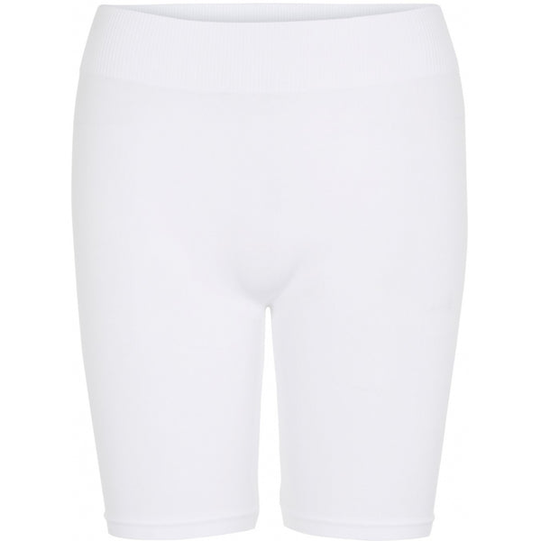 PIECES Pieces dame shorts PCLONDON Shorts Bright white