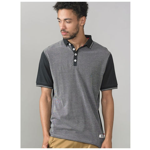 Polo Herre D555 CECIL - Navy