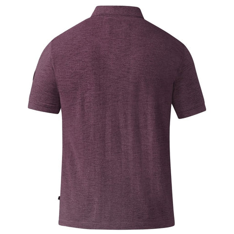 Polo Herre D555 GRAHAM - Winered