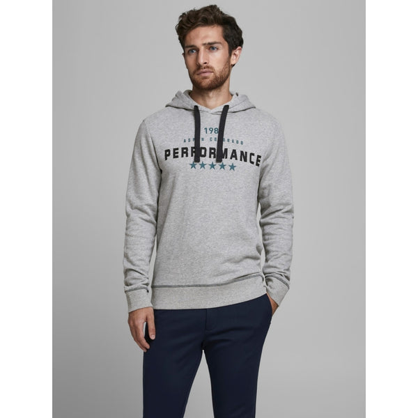 PRODUKT Produkt herre sweatshirt PKTGMS POWER Sweatshirt Light grey melange