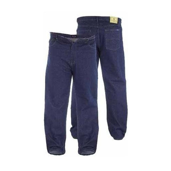 Duke Clothing ROCKFORD DUKE D555 Herre Jeans COMFORT BLUE PLUS Jeans