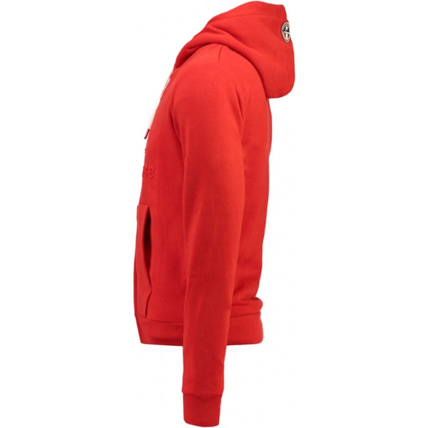 Geographical Norway STONE GOOSE Sweatshirt Herre Filthy Sweatshirt Red