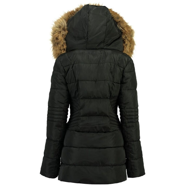Geographical Norway STONE GOOSE Dame Vinterjakke Bandaz Winter jacket Black