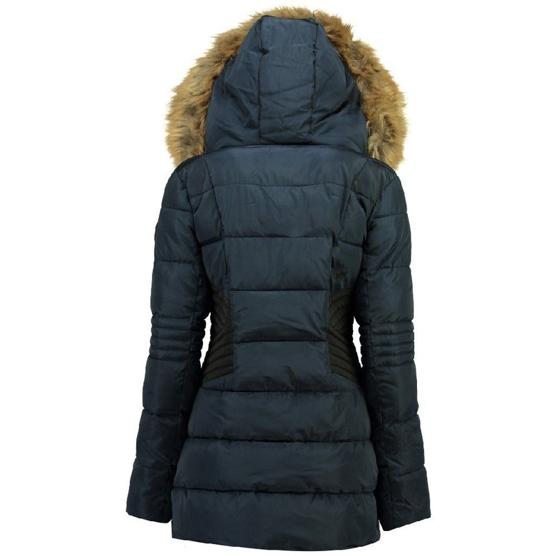 Geographical Norway STONE GOOSE Dame Vinterjakke Bandaz Winter jacket Navy