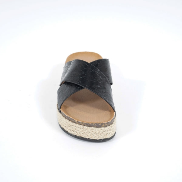 Tex-Time Sandaler Dame Beatrice Sixth Sens Shoes Shoes Black