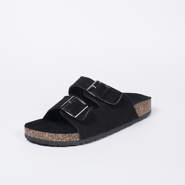 Tex-Time Sandaler Dame Ideal Shoes Shoes Black