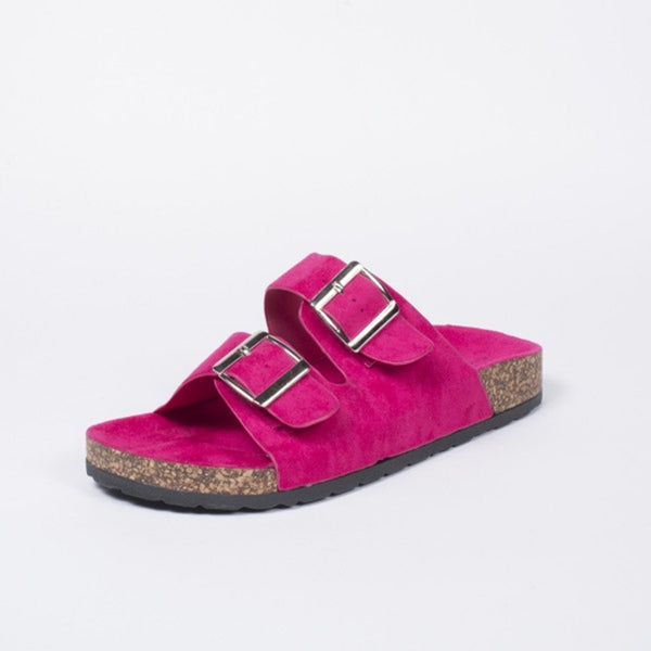 Tex-Time Sandaler Dame Ideal Shoes Shoes Fushia