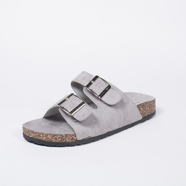 Tex-Time Sandaler Dame Ideal Shoes Shoes Grey