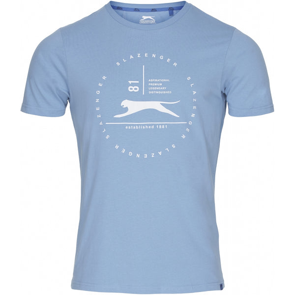 Slazenger Slazenger T-shirt Jace T-shirt Light blue