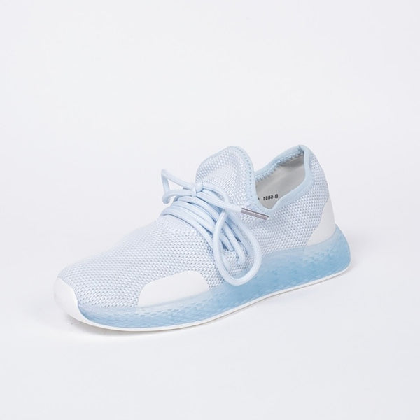 Tex-Time Sneakers Dame Ideal Shoes Shoes Blue