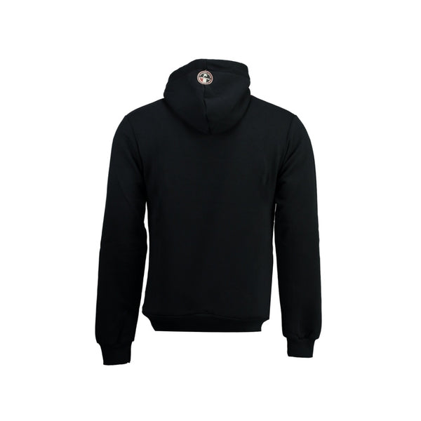 Geographical Norway Sweatshirt STONE GOOSE Herre FARIO Sweatshirt Black