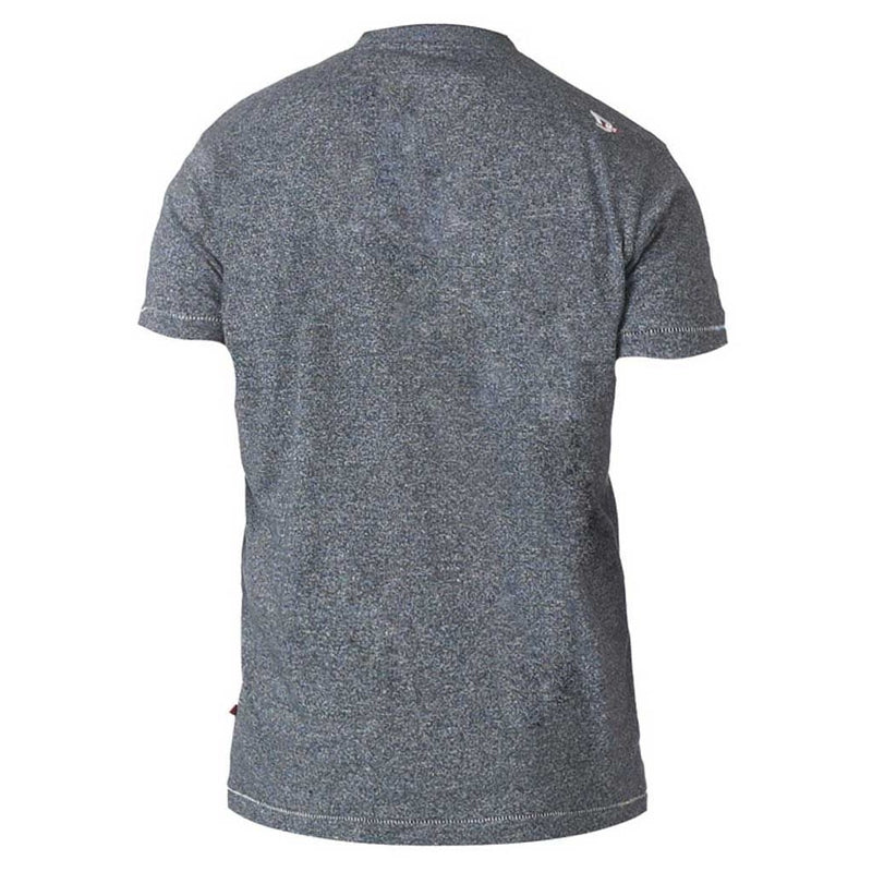 Duke Clothing T-shirt Herre D555 LORNE T-shirt Grey