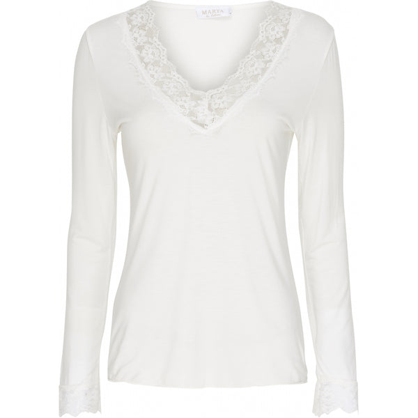 MARTA DU CHATEAU Top Top White