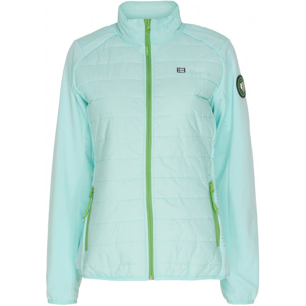 Geographical Norway GEOGRAPHICAL NORWAY Overgangs jakke Dame Beatrice Spring jacket Anis/Turkis