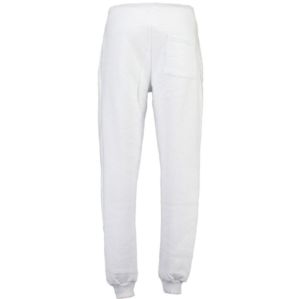Geographical Norway US MARSHALL Sweatpant Munivershall Sweatpant White