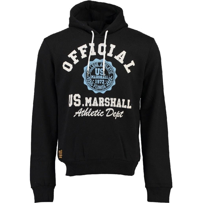Geographical Norway US MARSHALL Sweatshirt Gofficial Sweatshirt Black