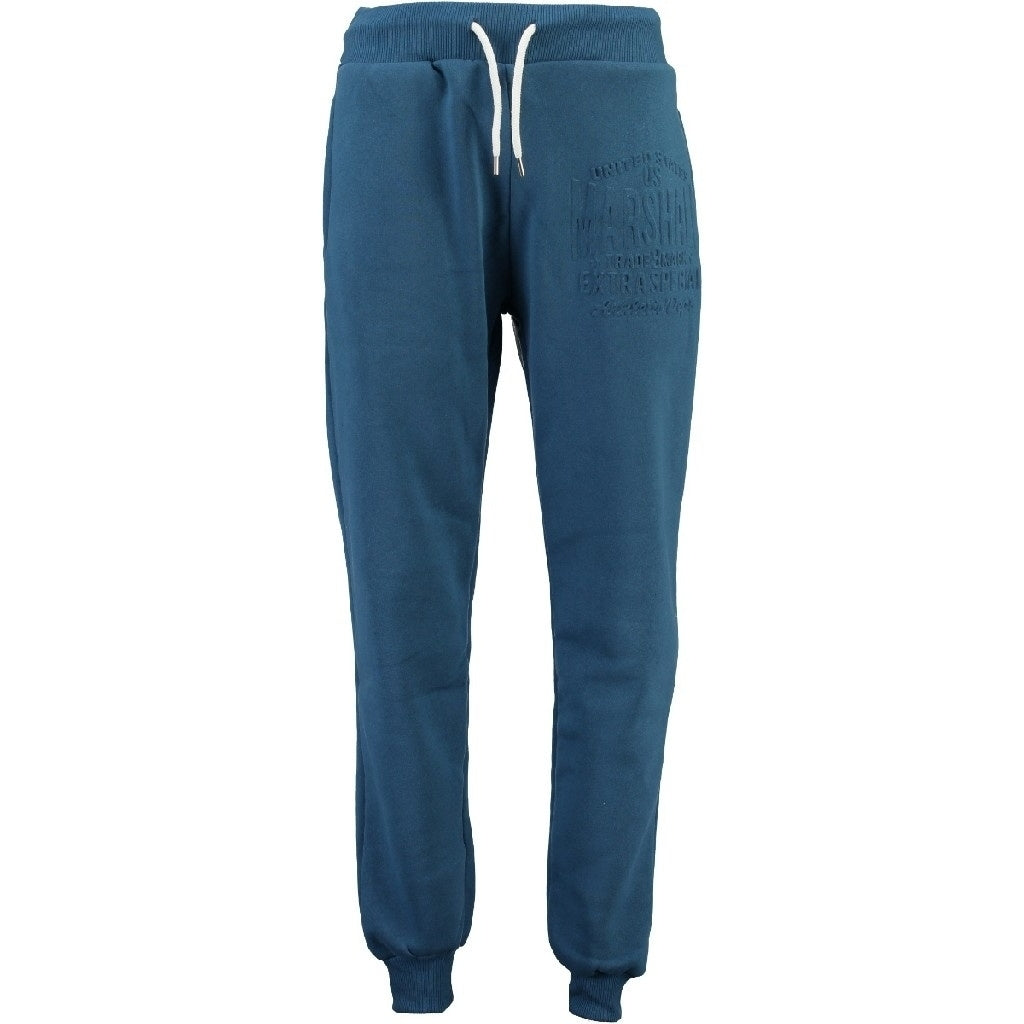 Image of   US Marshall Herre Sweatpant Munishall - Blue - L