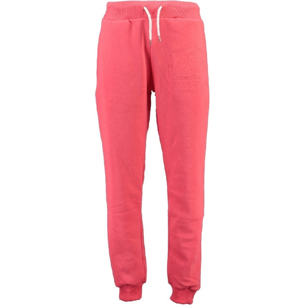 Geographical Norway US Marshall Herre Sweatpant Munishall Sweatpant Coral
