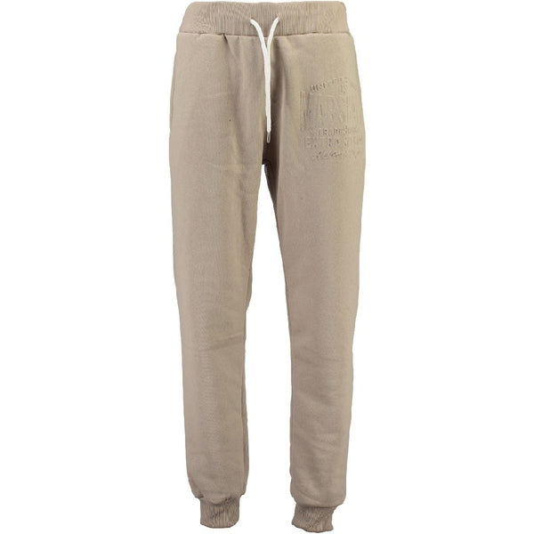 Geographical Norway US Marshall Herre Sweatpant Munishall Sweatpant Sand