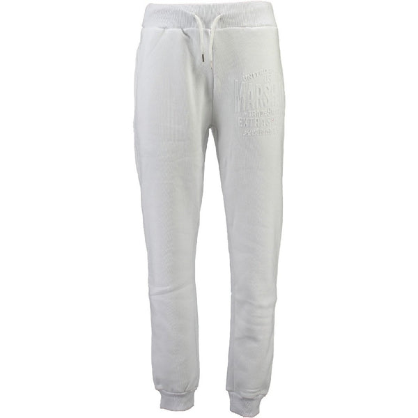 Geographical Norway US Marshall Herre Sweatpant Munishall Sweatpant White