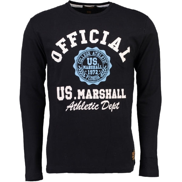 Geographical Norway US Marshall LS Tee Jofficial LS Tee Black