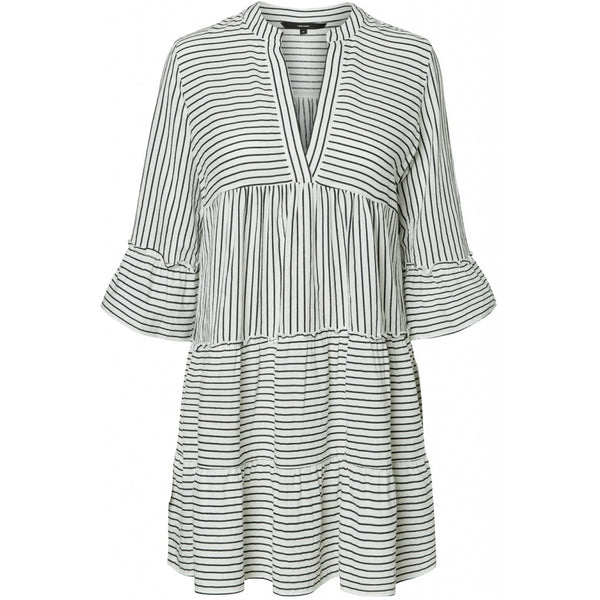 Vero Moda Vero Moda dame kjole VMHEli Dress Night sky stripe