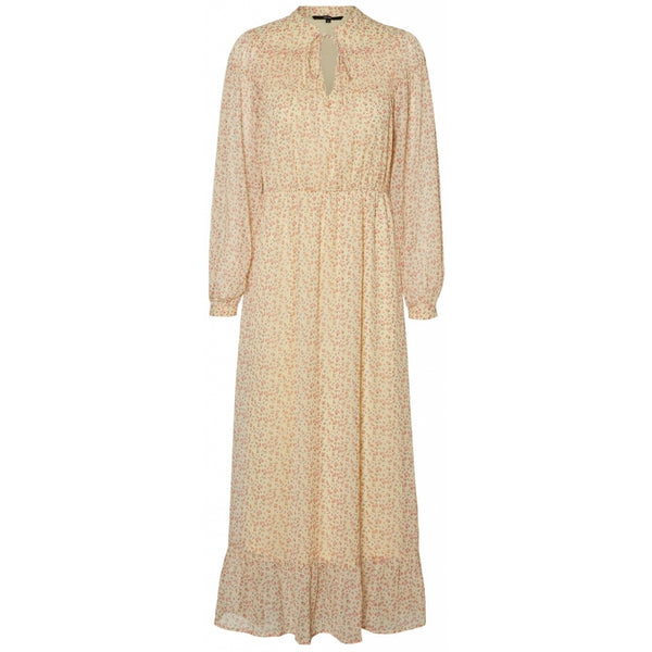 Vero Moda Vero Moda dame kjole VMMOLLY Dress Pale