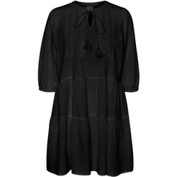 Vero Moda Vero Moda dame kjole VMMUSTHAVE Dress Black