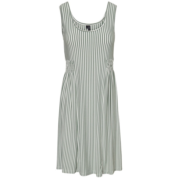 Vero Moda Vero Moda dame kjole VMPOLLY Dress Laurel Wreath Stripes