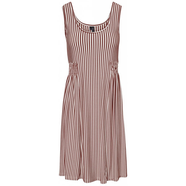 Vero Moda Vero Moda dame kjole VMPOLLY Dress Sable Stripes