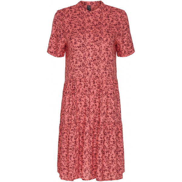 Vero Moda Vero Moda dame kjole VMSIMONE Dress Tea Rose