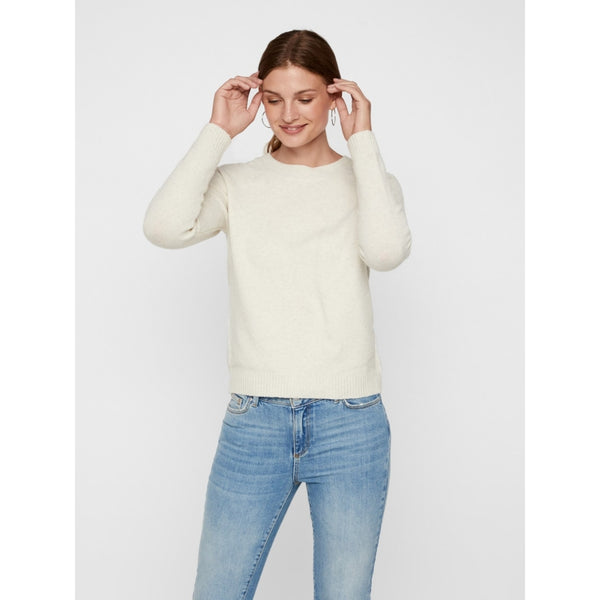 Vero Moda Vero Moda dame strik VMDOFFY Knit Birch