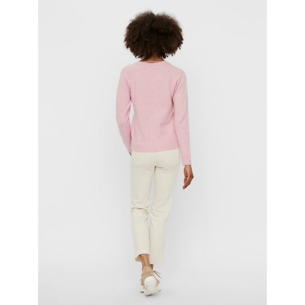 Vero Moda Vero Mode dame strik VMDOFFY Knit Wild Rose