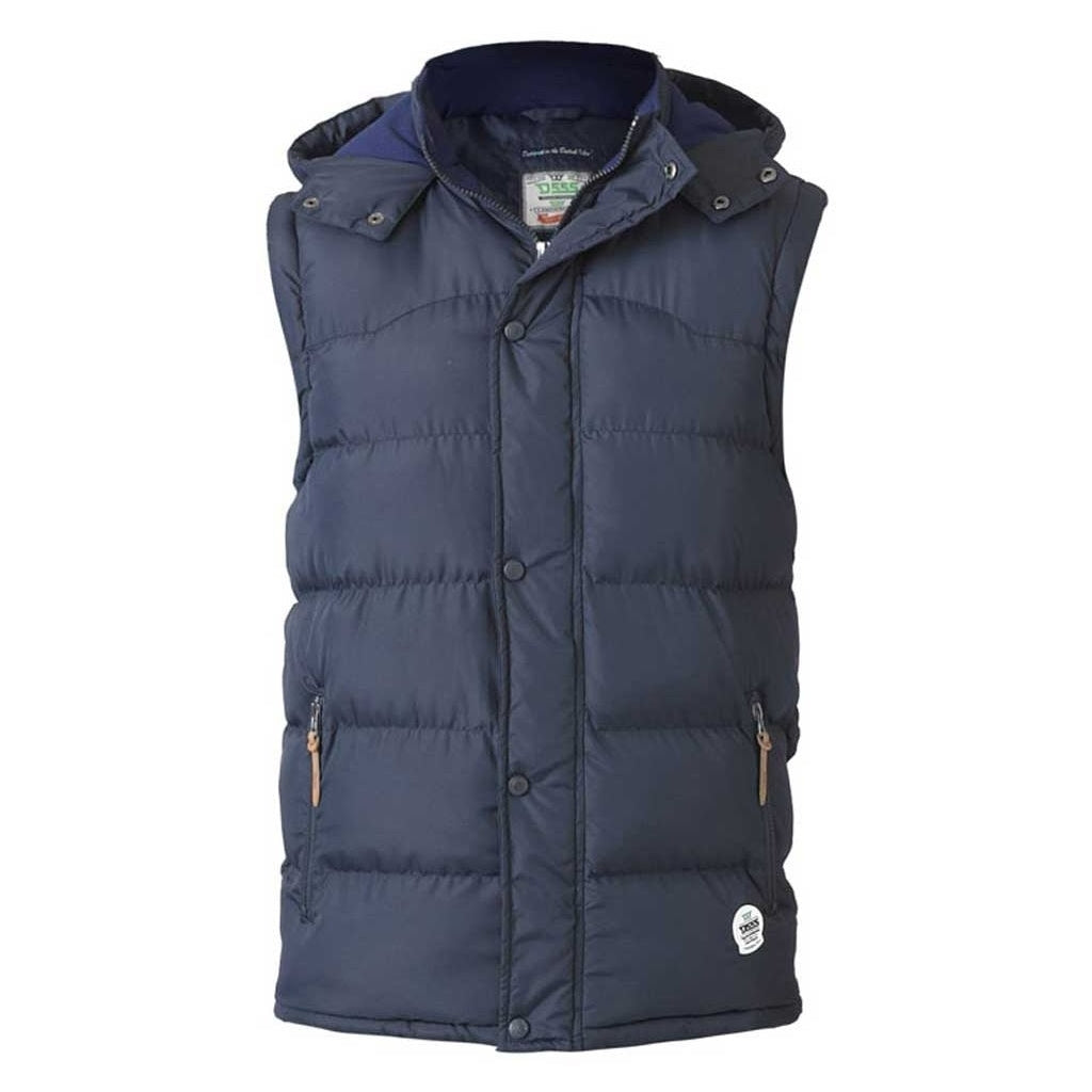 Image of   Vest Herre D555 DENVER - Navy - L