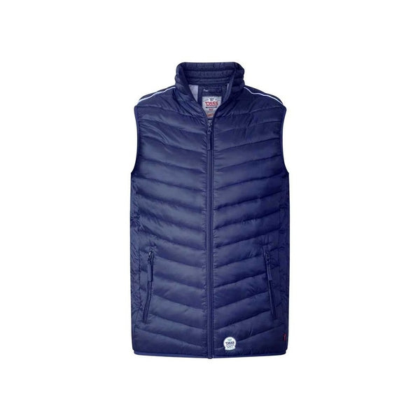 Duke Clothing Vest herre D555 STEVIE Vest Navy