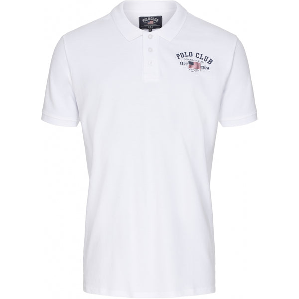 Vincent Polo Club Vincent Polo Club Polo Baltimore Polo White