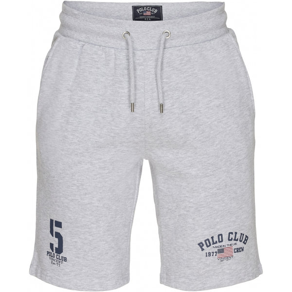 Vincent Polo Club Vincent Polo Club Shorts Lakewood Shorts Grey