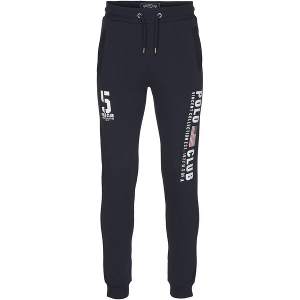 Vincent Polo Club Vincent Polo Club Sweatpants Stockton Sweatpant Navy