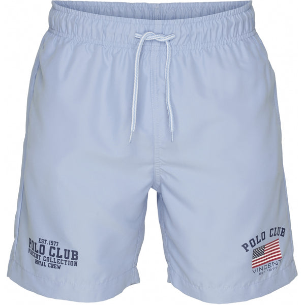 Vincent Polo Club Vincent Polo Club herre badeshorts Pasadena Shorts Blue