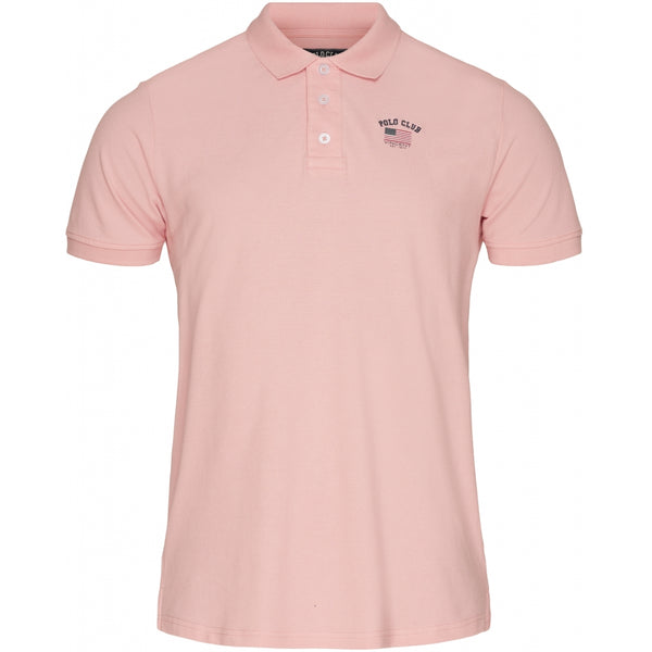 Vincent Polo Club Vincent polo club herre polo loisville Polo Light Pink