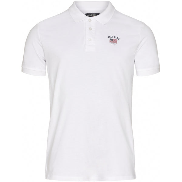 Vincent Polo Club Vincent polo club herre polo loisville Polo White