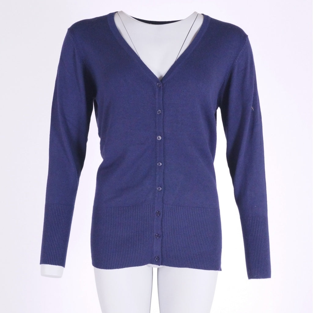 Image of   ZbyZ Cardigan - Navy - L (50-52)