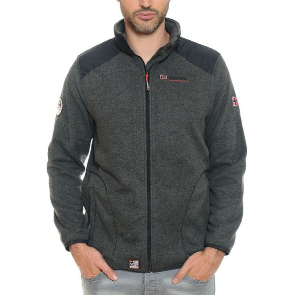 Geographical Norway Geographical Norway Fleece Timon Fleece D.grey/black